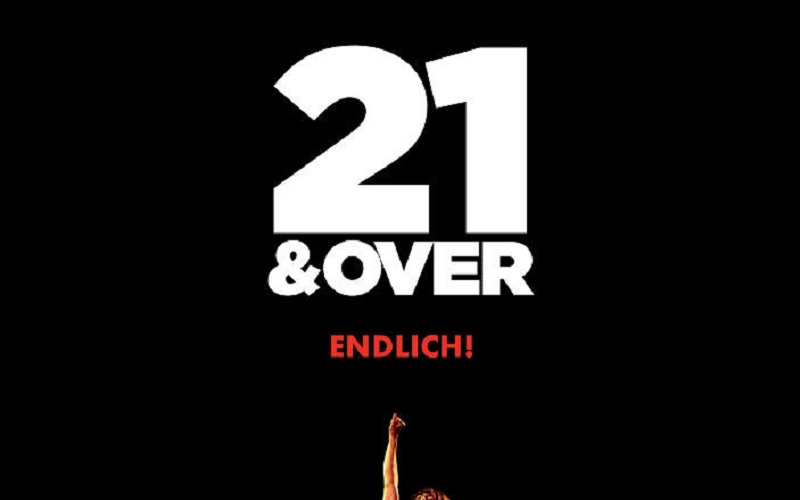 21_and_Over_Plakat