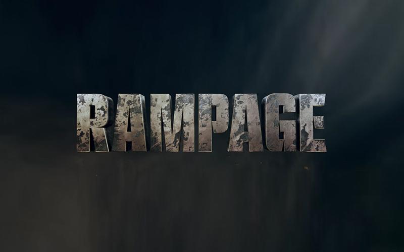 Rampage klein