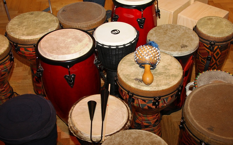 PERCUSSION BEDS